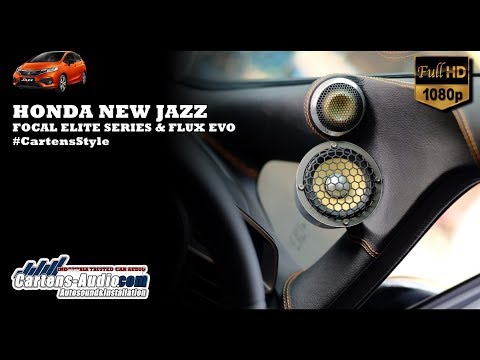 Audio Mobil Sound Quality HONDA JAZZ RS | FOCAL | FLUX | HELIX | KENWOOD