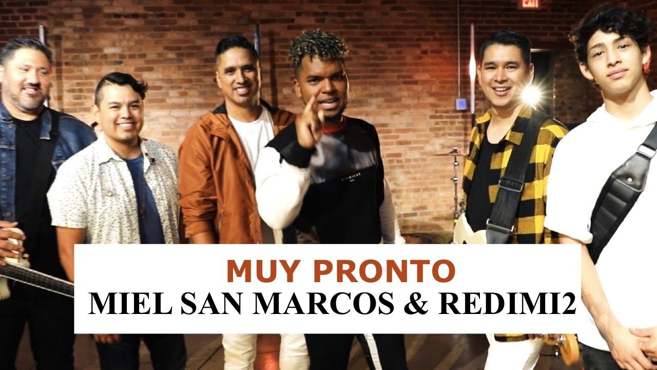 Noticia Miel San Marcos y Redimi2 muy pronto GOZO