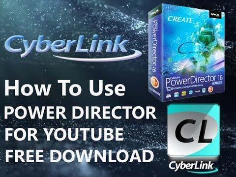 powerdirector free download full version