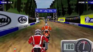 Moto Racer 2 PC Gameplay Dirt Bike