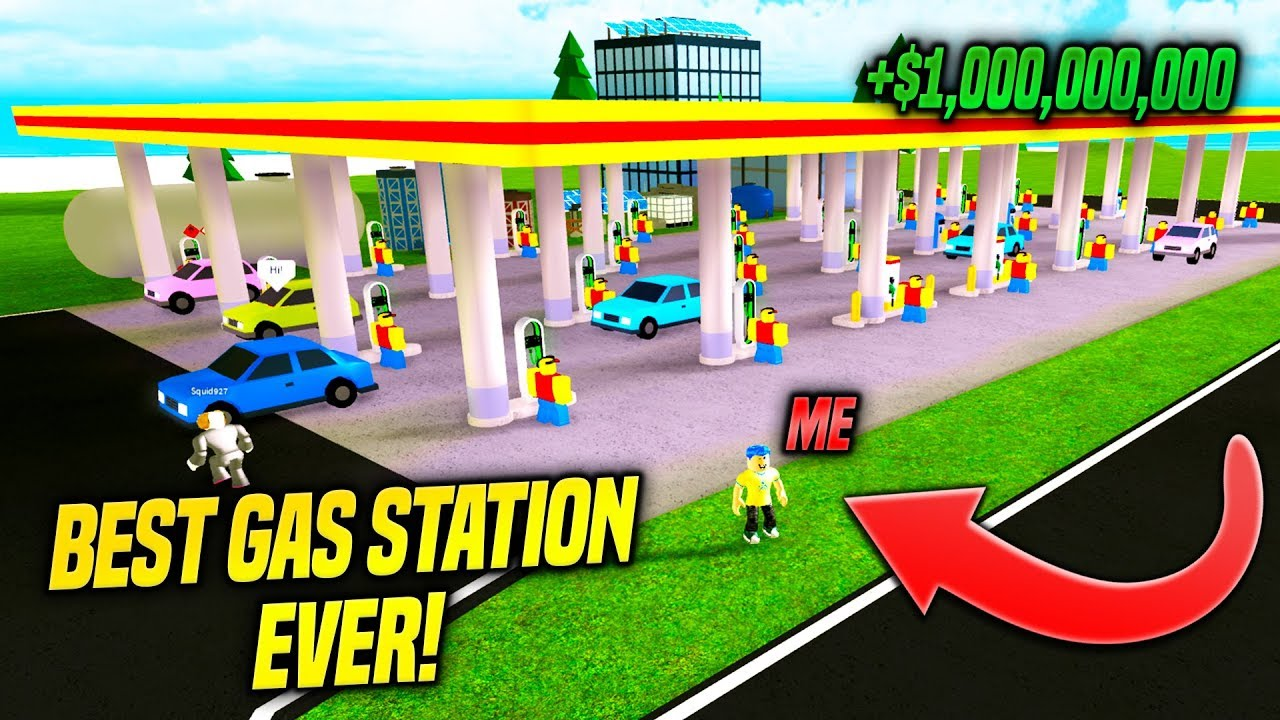 The Biggest Gas Station In Gas Station Simulator Tons Of Cash