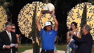 Highlights | Pat Perez notches a comeback win at OHL Classic