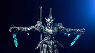 "MG 1/100 Gundam AGE-1 Spallow ""NINJA GUNDAM"" [GBWC 2016 Malaysia Entry] - Custom Build(ガンダムAGE-1スパロー) We get a lot of requests to make vdo ..."