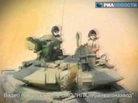 T90C_ siêu tăng hiện đại nhất của Lục quân Nga
