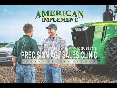 Sublette Precision Ag Clinic