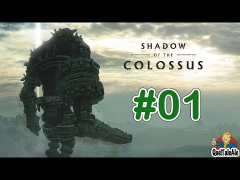 Shadow Of The Colossus (PS4) - Gameplay ITA - #01 - Il Primo Colosso