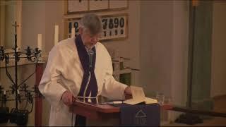 Pekka Huhtisen saarna Helsingin Pyhän Sydämen kappelissa su 16.12.2018