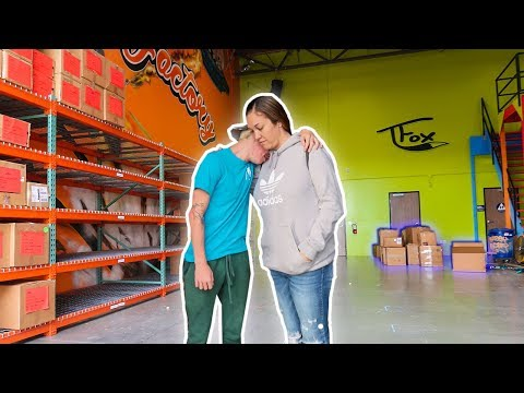 This is the End… CLOSING MY WAREHOUSE! *RIP TANASY FACTORY*