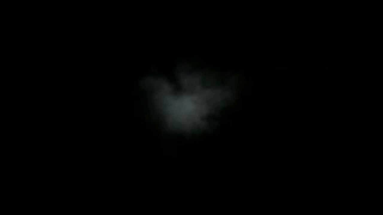 Black Screen Background Muzzle Flashes Chroma Key Visual Video