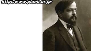 """Debussy, Claude: """"La terrasse des audiences du clair de lune"""" Préludes Book2, No.7 Pf. 岡田真季"""