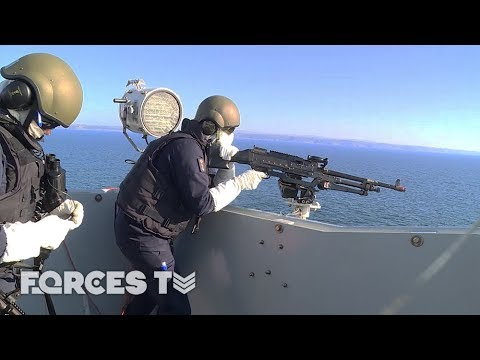 'Thursday War': How Royal Navy Sailors Stay Operation Ready | Forces TV