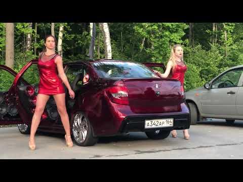 Красная граната в Пензе на Russian Bass Restart!!!