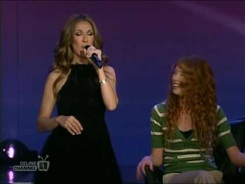 Celine Dion - I Drove All Night (Live) HD