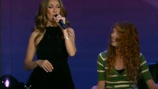 Celine Dion - I Drove All Night (Live) HDTV