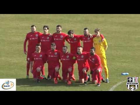 Aurora Pro Patria-Virtus Bergamo 1909 1-1, 9° giornata di ritorno Serie D Girone B 2017/2018