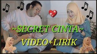 Gambar cover SECRET CINTA (NASHWA ZAHIRA) VIDEO+LIRIK