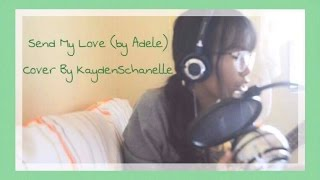 Send My Love (To Your New Lover) - Adele (Ukulele Cover By KaydenShanelle)