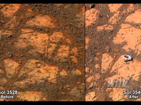 Donuts Of Mars Solved #W1TV