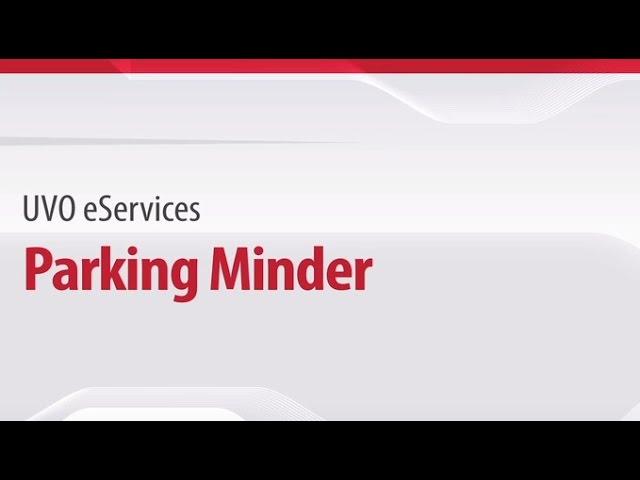 Uvo Eservices Parking Minder Youtube