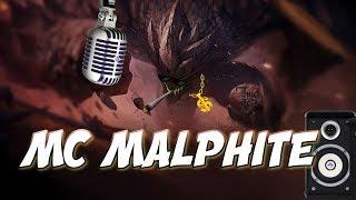 ♪♪♪ Malphite Rap | League of Legends Rap ♪♪♪