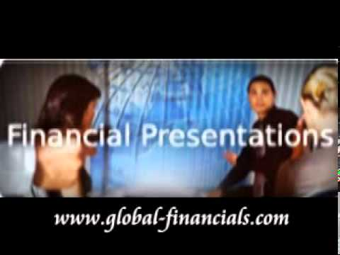 Global Financials : Financial Presentations Dubai, Strategic Planning Dubai