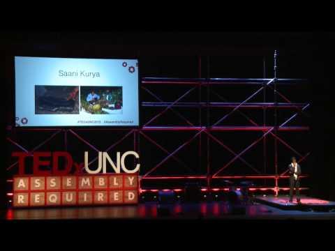 A foresight storytelling experience | Kewulay Kamara | TEDxUNC