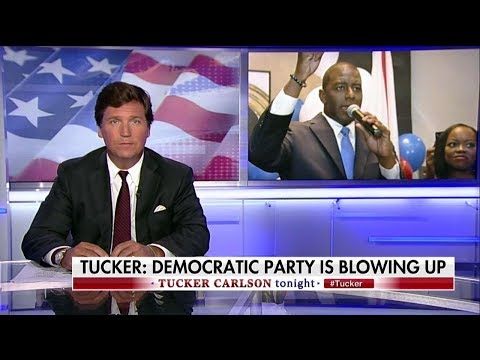 Tucker The Democratic Party is Blowing Up