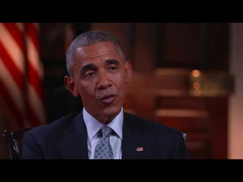 President Obama on America's Empire | Real Time with Bill Maher (Web Exclusive)