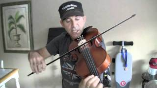 Learn to Play RedWing on the Viola by Violaman.m4v