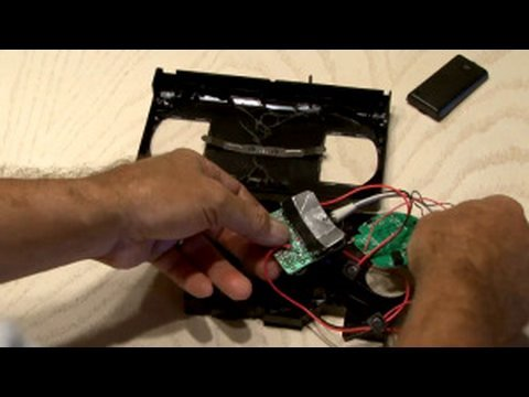 Weekend Project: Wireless Covert Listening Device