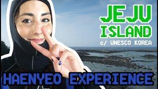 Viajando pra Jeju com a UNESCO e conhecendo as mergulhadoras Haenyeo - Dia 1