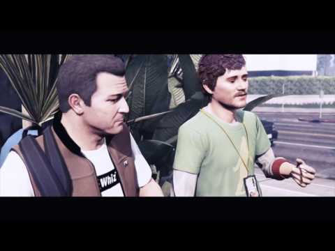 GTA V Cinematic Missions Episode 2: Lost in a 80's fantasy