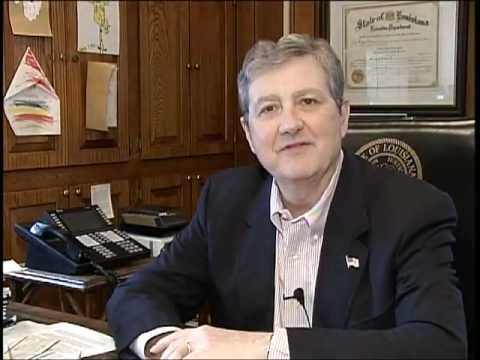 Louisiana State Treasurer John Kennedy