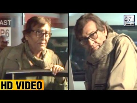 Thumbnail: Vinod Khanna Last SPOTTED Publicly