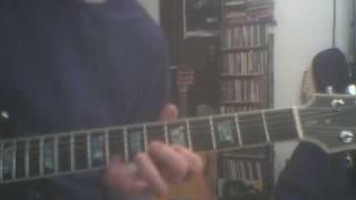"""Guitar Intro """"finnegan's March"""""""