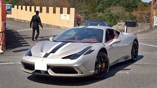 【搬出】フェラーリイベント, 加速サウンド/Ferrari