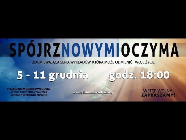 Pavel Goia - Wykład 1