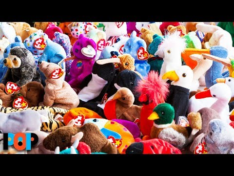 Delana's Dish - Which beanie babies are worth a fortune??