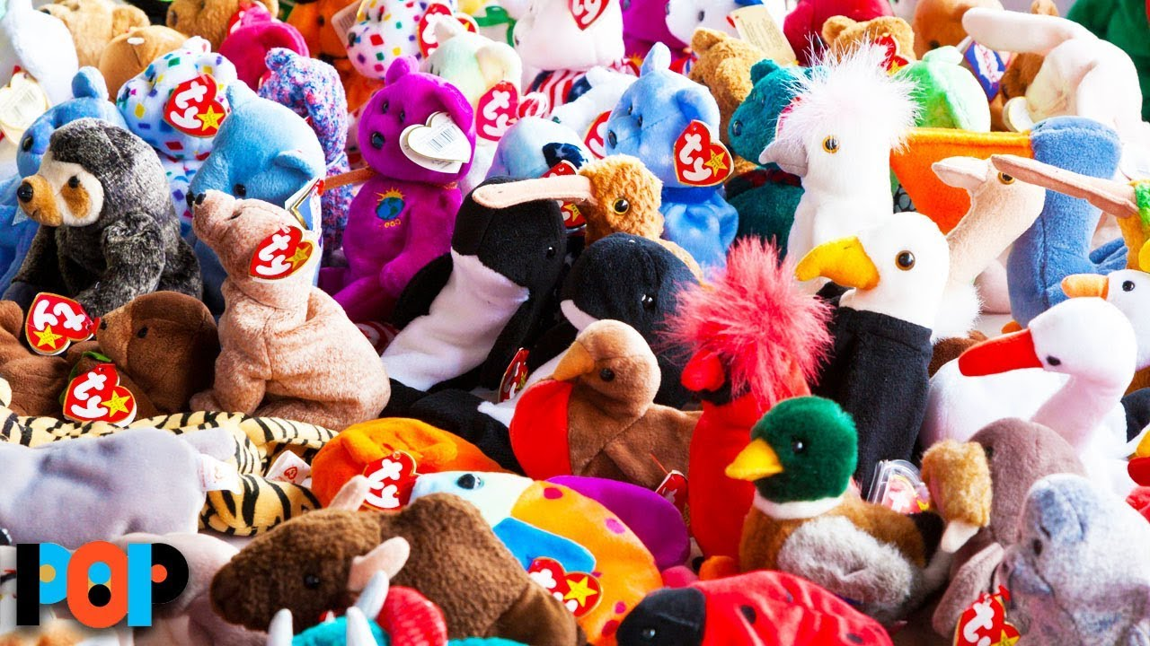 dd9a9ba71b2 The Most Expensive Beanie Babies You Might Have - YouTube