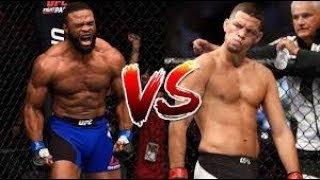Nate Diaz Confirms Tyron Woodley UFC Title Fight is Next, Blast Eddie Alvarez