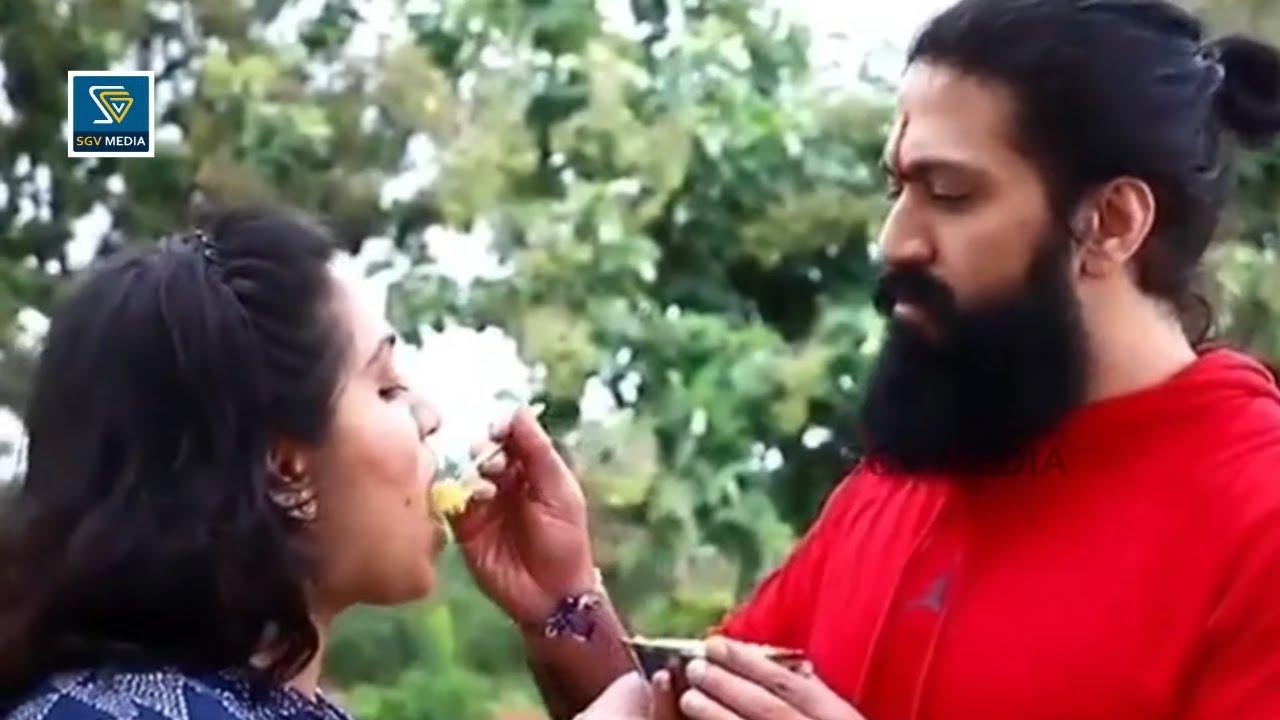 Yash and Sister Raksha Bandhan Celebration Video   Rocking Star Yash Sister   Nandini