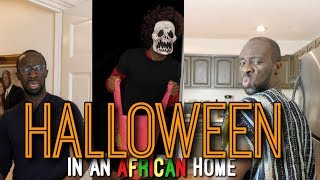 In An African Home: Halloween