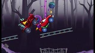 Car Eats Car: 4 Game Level 9-12 Walkthrough