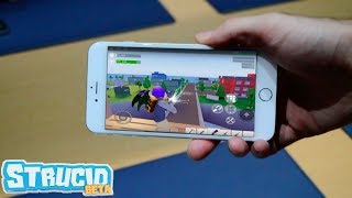 Strucid MOBILE Gameplay (Roblox)