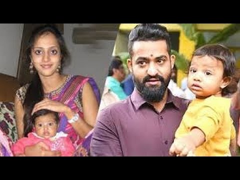 Hero Jr NTR with wife private photos
