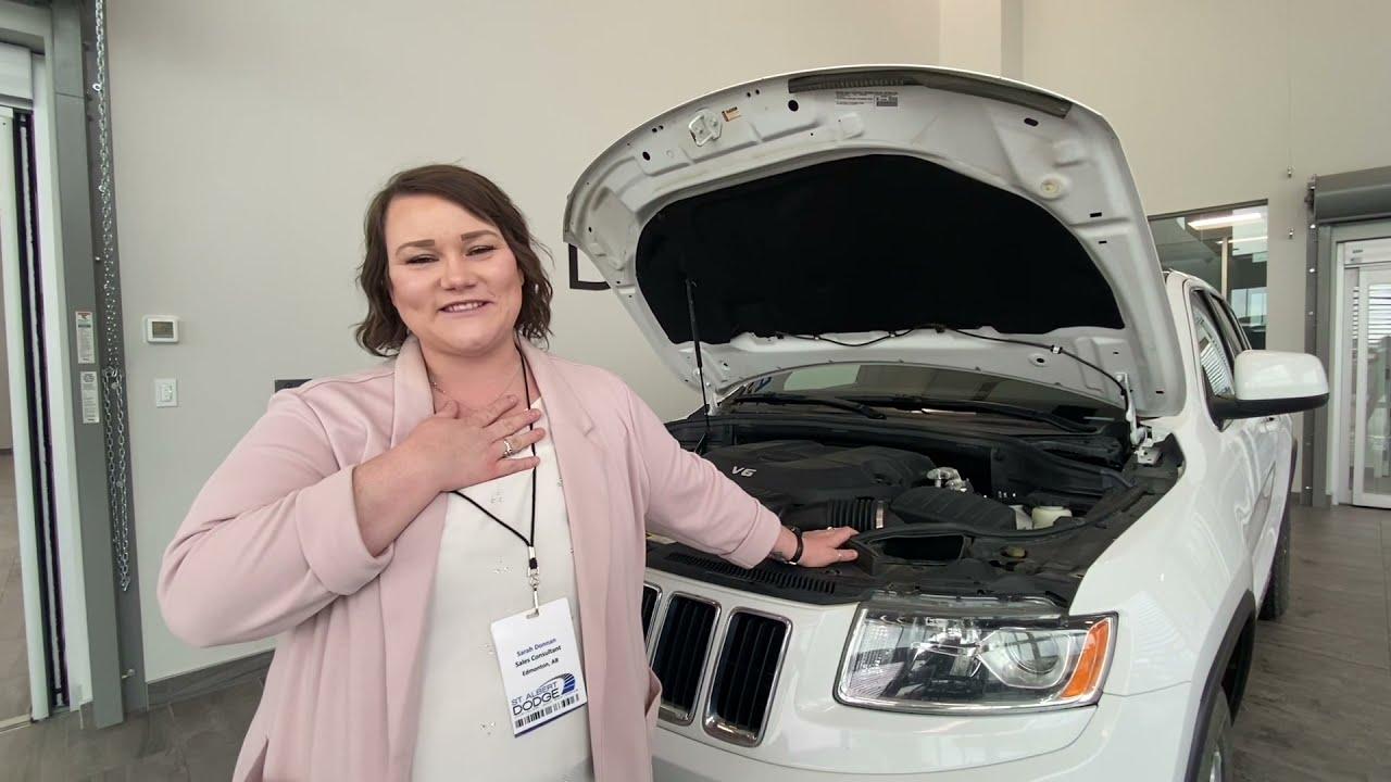 2015 Jeep Grand Cherokee Laredo   Stock #P1212A   St. Albert Dodge