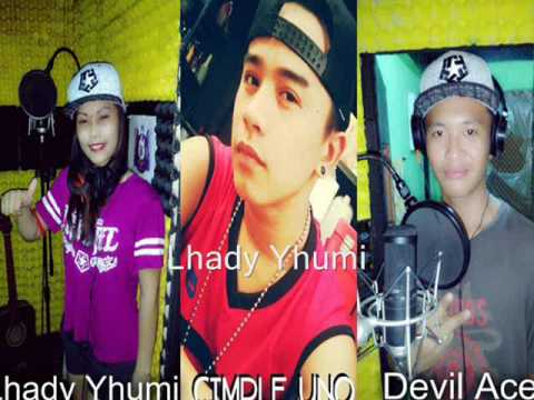 Cimple Uno , Lhady Yhumi Ft. Devil Ace [ Hanggang Ngayon ] By Taguig Crime Family