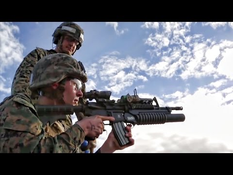 Marines School Of Infantry • You Must Learn To Kill