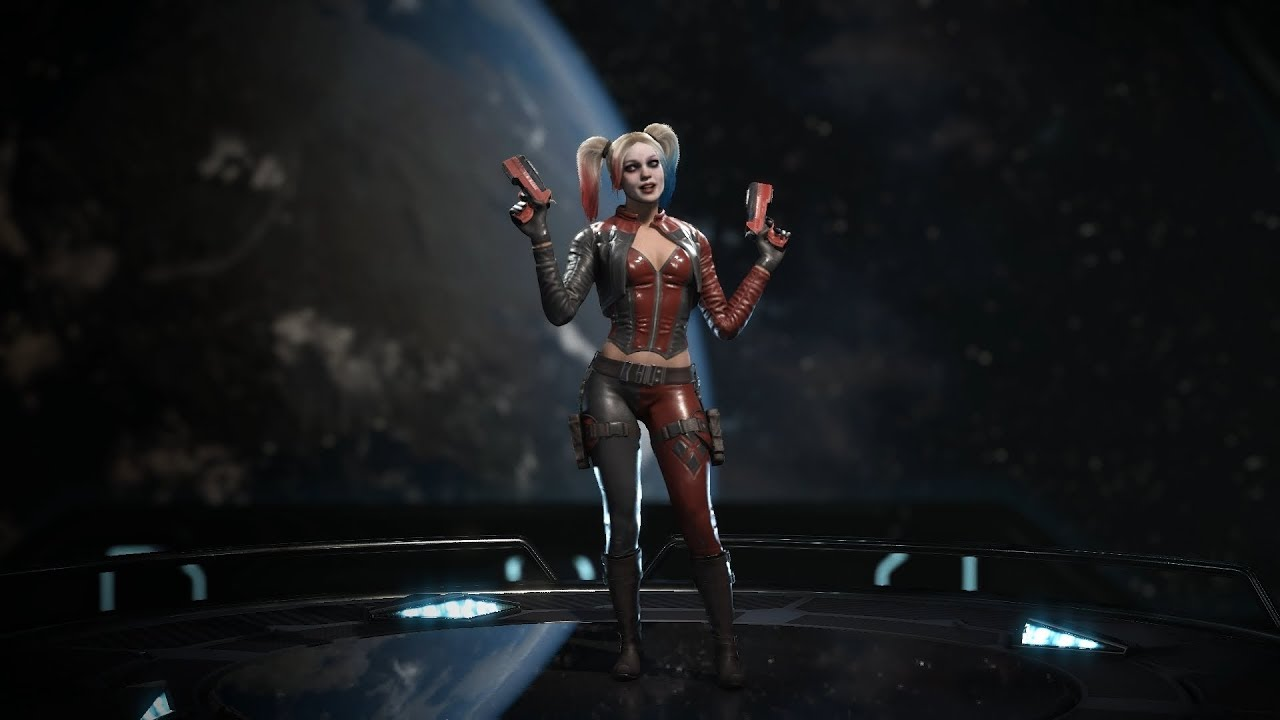 Wallpaper Engine Injustice 2 Harley Quinn