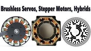 Precision motion control: ODrive Servo? Trinamic Stepper? Chinese Hybrid?